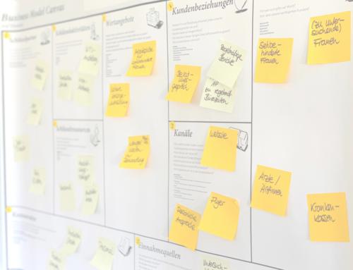 Business Model Canvas – Das Tool für dein Startup Geschäftsmodell