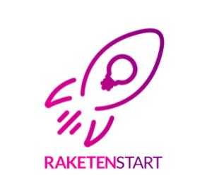 Raketenstart Logo