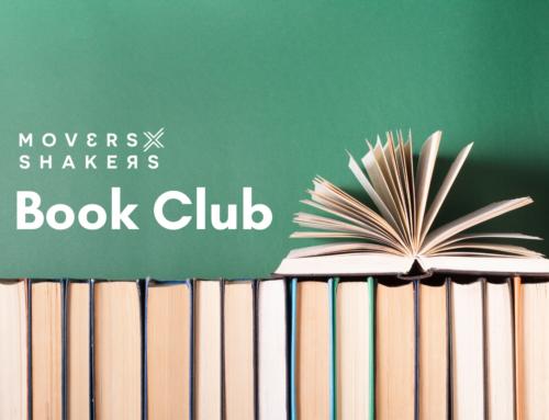 Startup Buchempfehlungen im moversXshakers Book Club