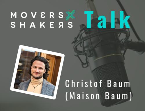 Podcast: Christof Baum (Maison Baum) und die Entstehung des bequemsten High Heels