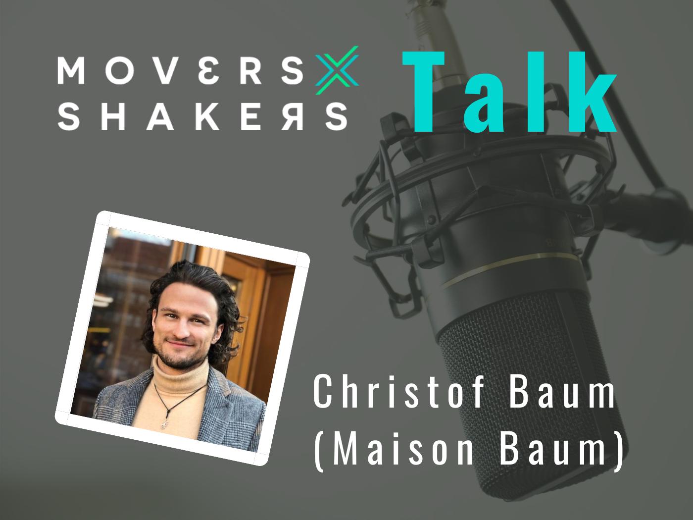 Maison Baum im Podcast