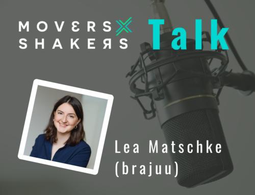 Podcast: Lea Matschke (Brajuu) und das digitale Business mit BHs