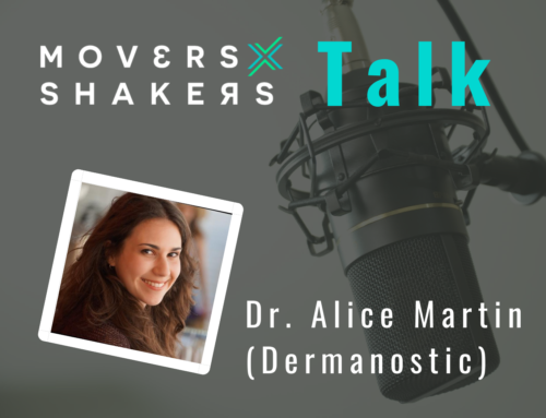 Podcast: Alice von Dermanostic über Telemedizin
