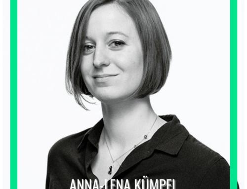 7 Fragen an…Anna-Lena Kümpel